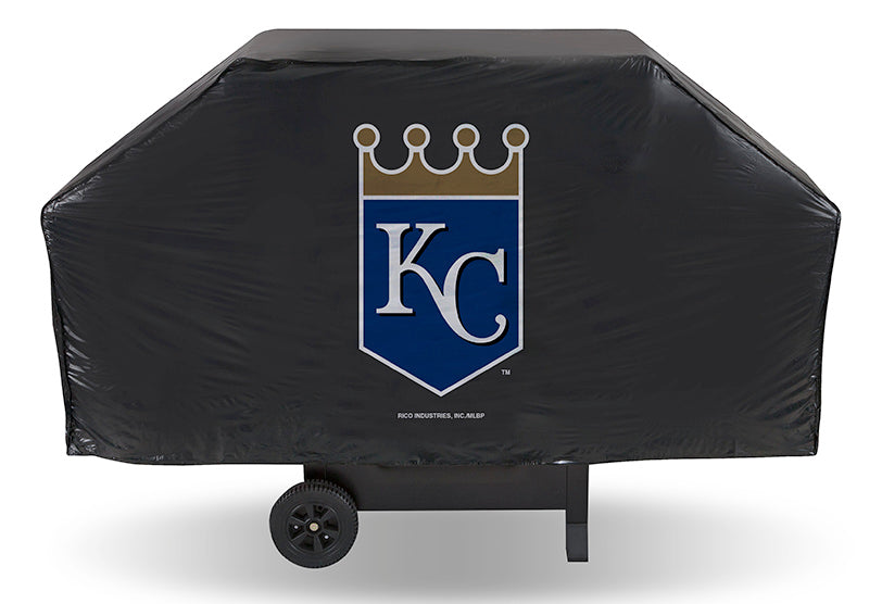 MLB Kansas City Royals Economy Grill Cover