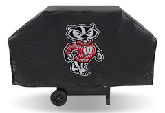 NCAA Wisconsin Badgers Economy Grill Cover