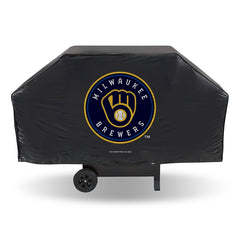 MLB Milwaukee Brewers Economy Grill Cover