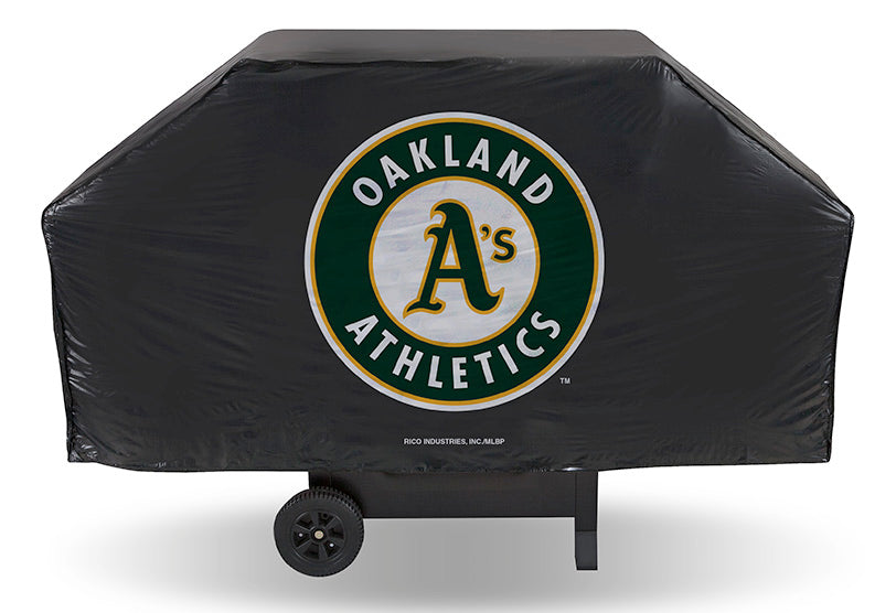 MLB Oakland Athletics Economy Grill Cover