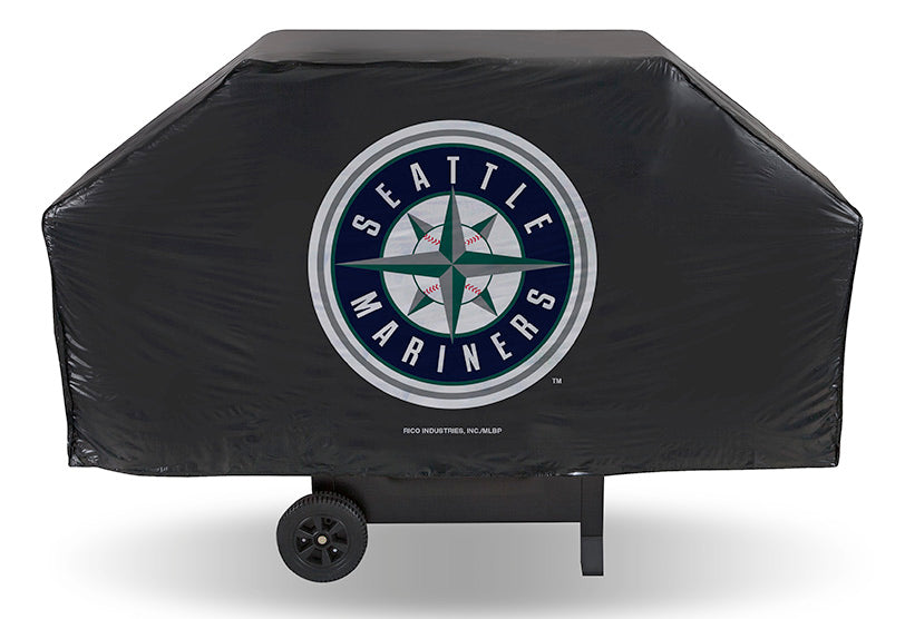 MLB Seattle Mariners Economy Grill Cover