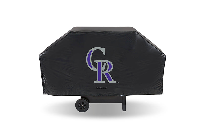 MLB Colorado Rockies Economy Grill Cover