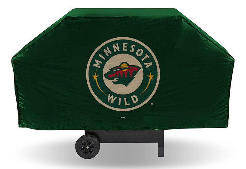 NHL Minnesota Wild Economy Grill Cover