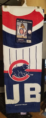 "MLB Chicago Cubs 30"" X 60"" Fiber Beach Towel"