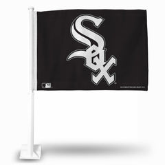 MLB Chicago White Sox Car Flag - Hockey Cards Plus LLC