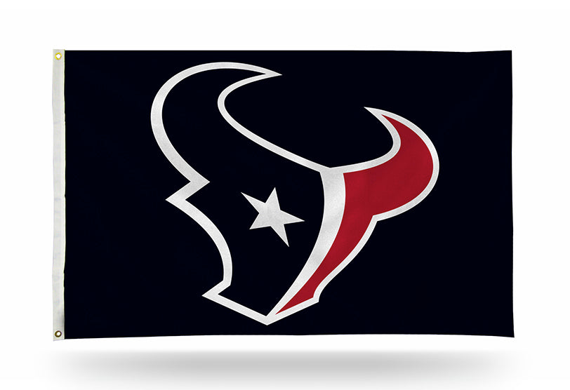 NFL Houston Texans 3' X 5' Banner Flag