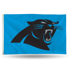 NFL Carolina Panthers 3' X 5' Banner Flag