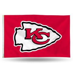 NFL Kansas City Chiefs 3' X 5' Banner Flag