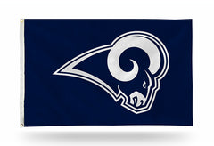 NFL Los Angeles Rams 3' X 5' Banner Flag