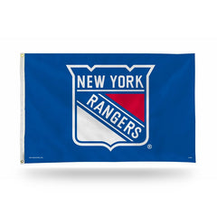 NHL New York Rangers 3' X 5' Banner Flag