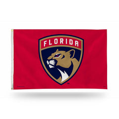 NHL Florida Panthers 3' X 5' Banner Flag