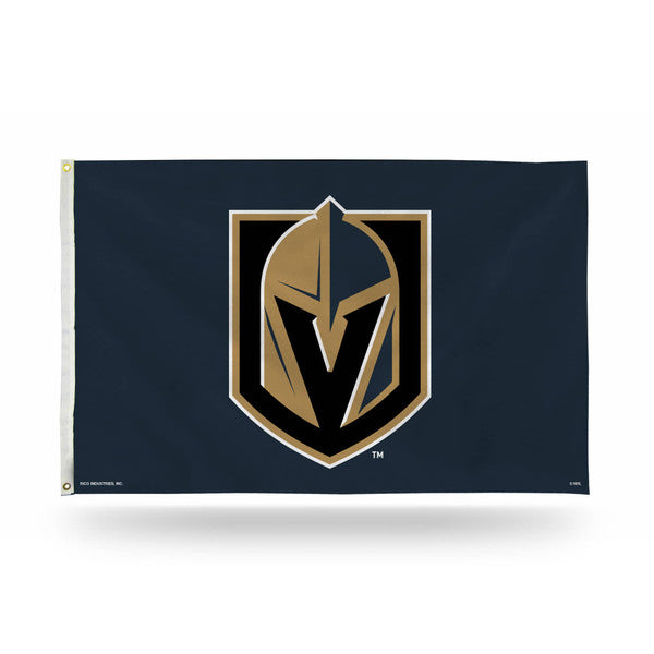 NHL Vegas Golden Knights 3' X 5' Banner Flag