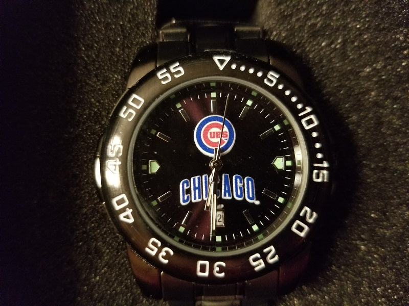 MLB Chicago Cubs Men's Fantom Watch