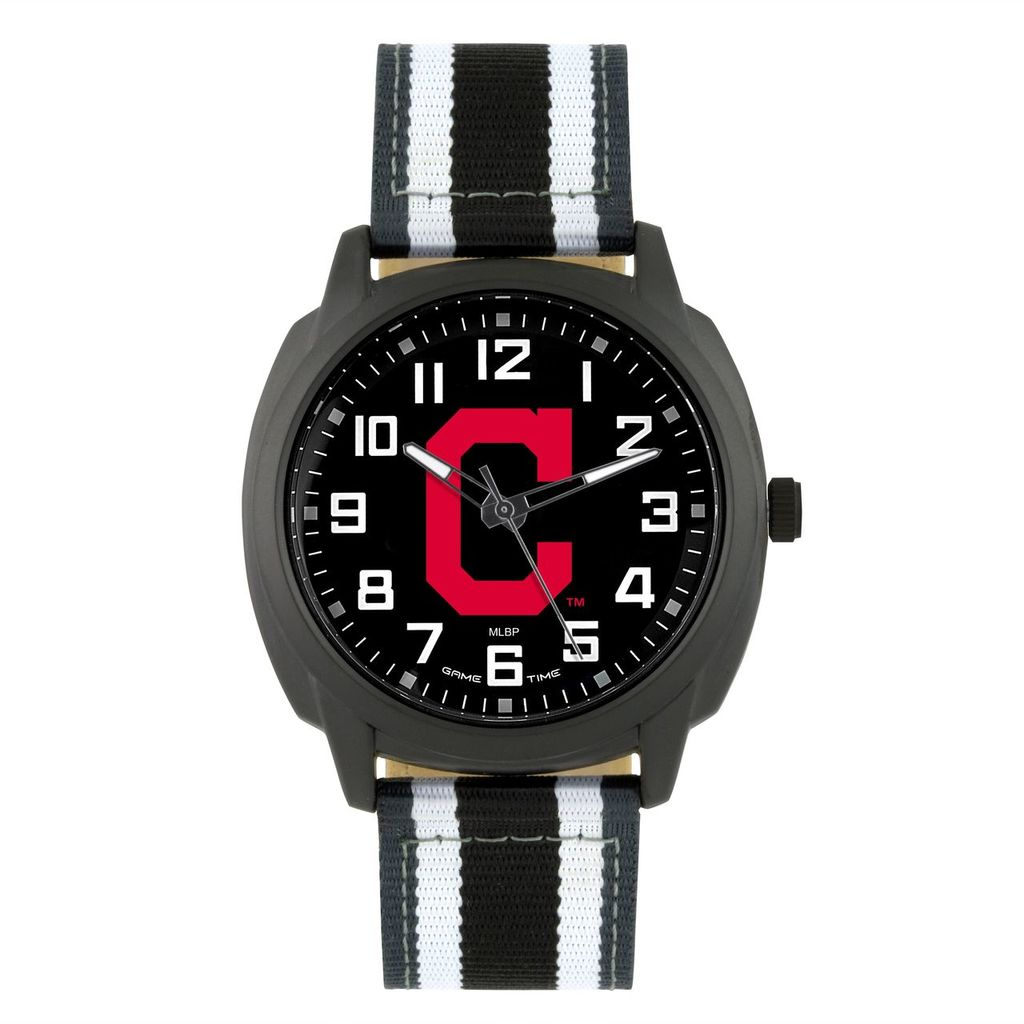 MLB Cleveland Indians Men's Ice Watch
