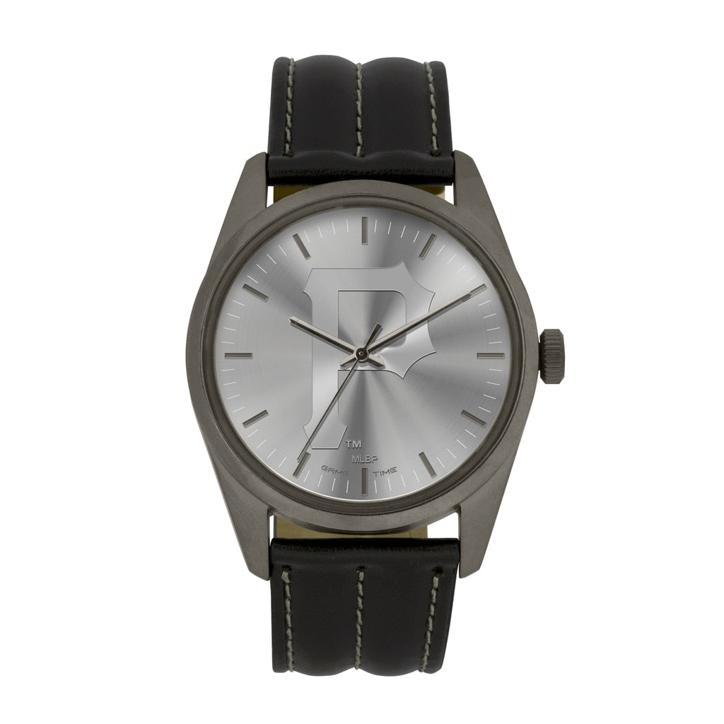 MLB Pittsburgh Pirates Men's Midnight Watch