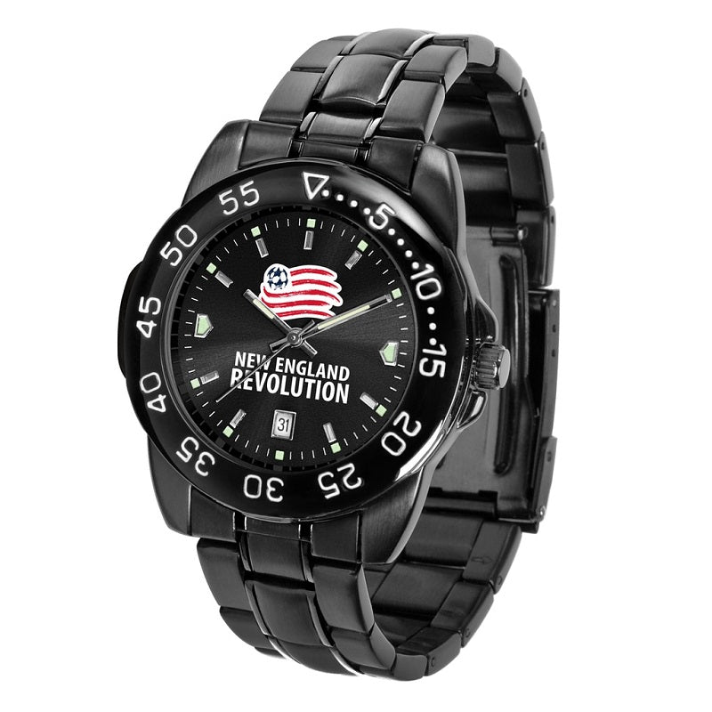 MLS New England Revolution Men's Fantom Watch