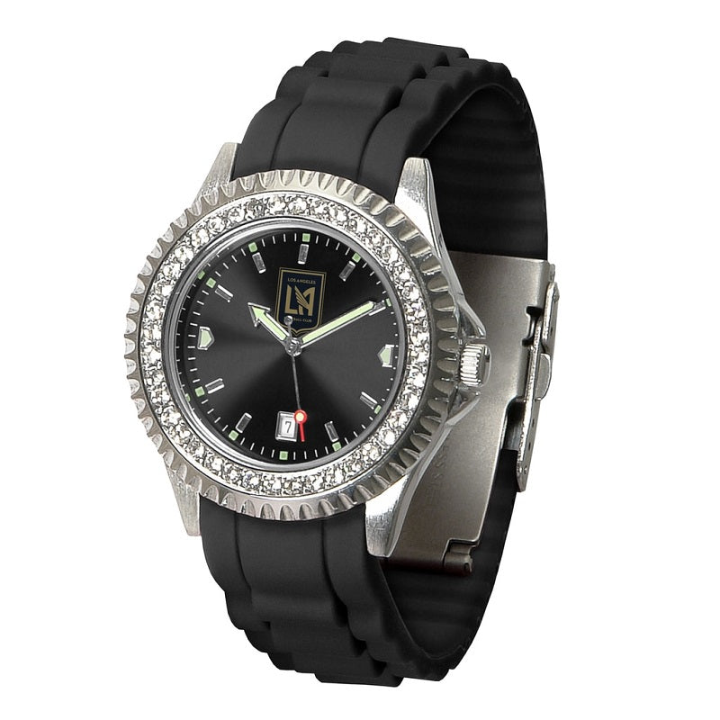 MLS Los Angeles Football Club Women's Sparkle Watch