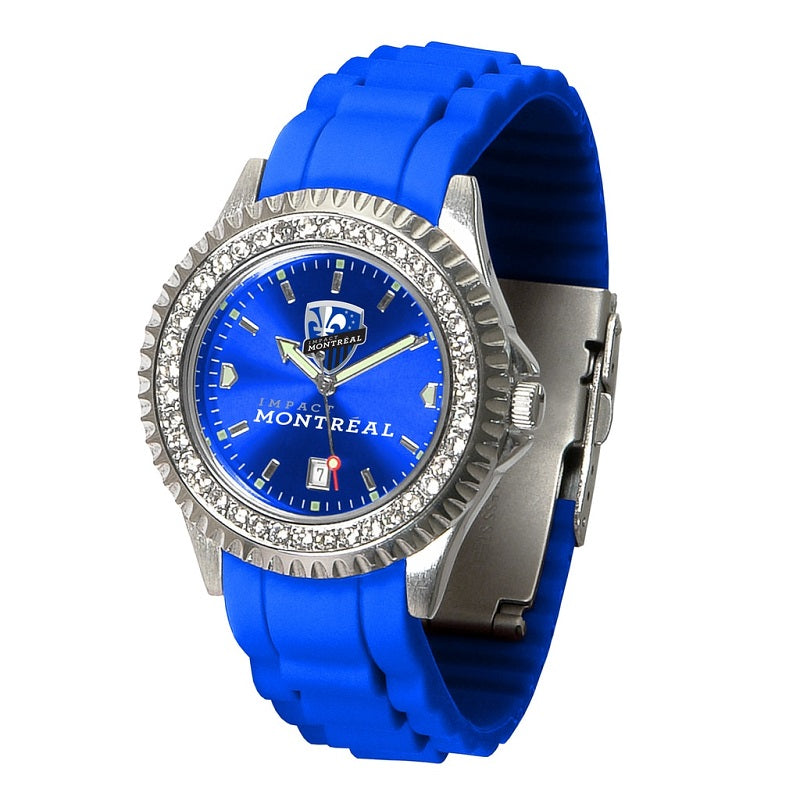 MLS Montreal Impact Women's Sparkle Watch