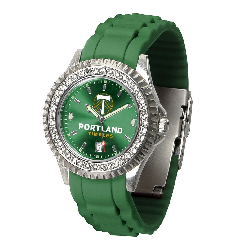 MLS Portland Timbers Women's Sparkle Watch