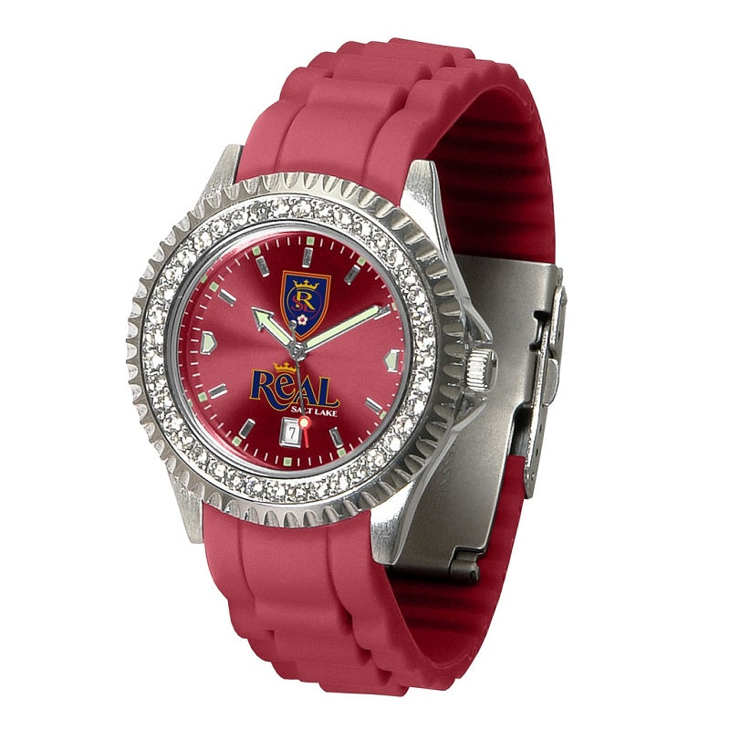 MLS Real Salt Lake Women's Sparkle Watch
