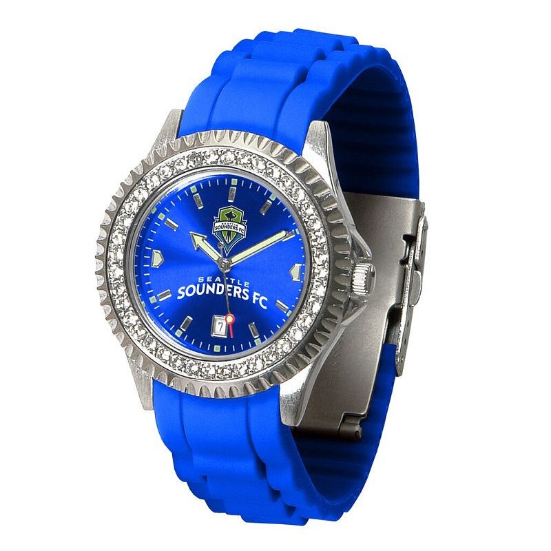 MLS Seattle Sounders FC Women's Sparkle Watch