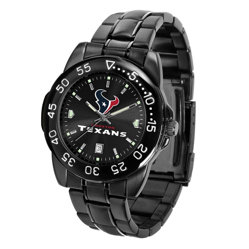 NFL Houston Texans Men's Fantom Watch