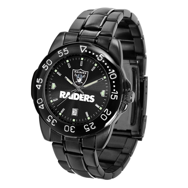 NFL Oakland Raiders Men's Fantom Watch