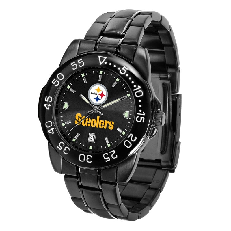 NFL Pittsburgh Steelers Men's Fantom Watch