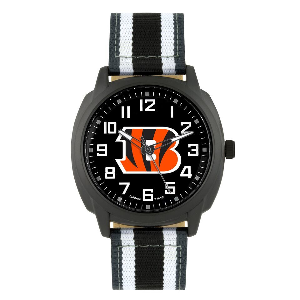 NFL Cincinnati Bengals Men's Ice Watch