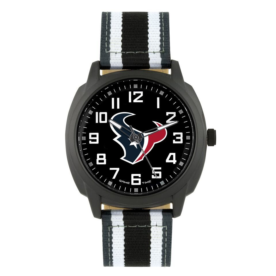 NFL Houston Texans Men's Ice Watch
