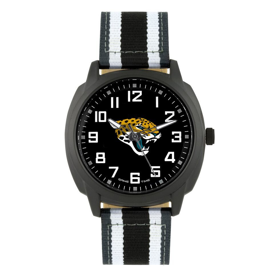 NFL Jacksonville Jaguars Men's Ice Watch