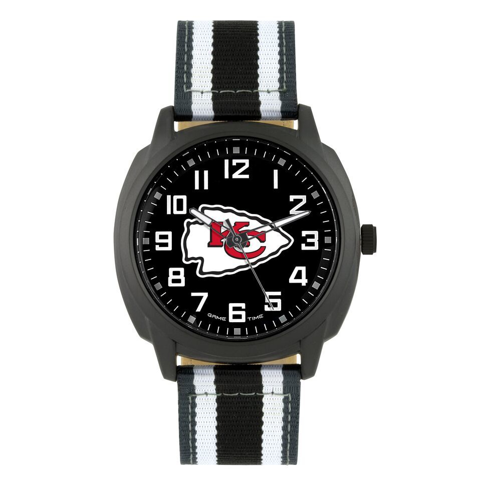 NFL Kansas City Chiefs Men's Ice Watch