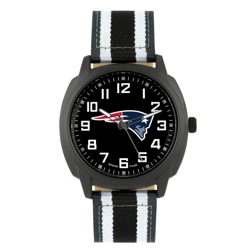 NFL New England Patriots Men's Ice Watch