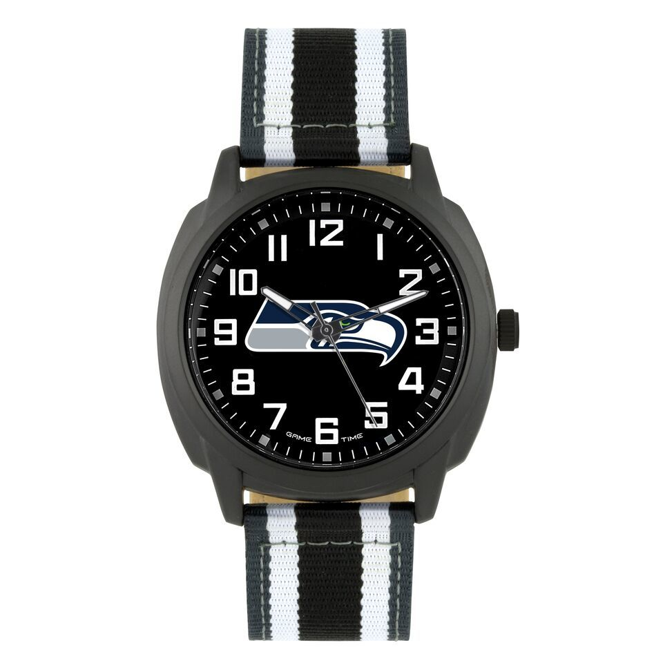 NFL Seattle Seahawks Men's Ice Watch
