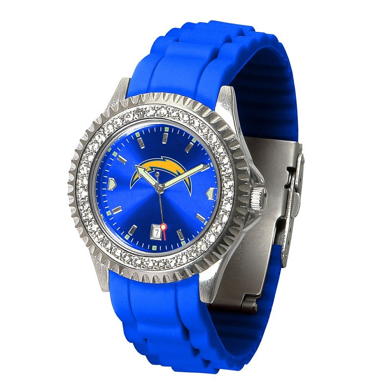 NFL Los Angeles Chargers Women's Sparkle Watch