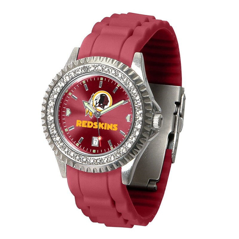 NFL Washington Redskins Women's Sparkle Watch