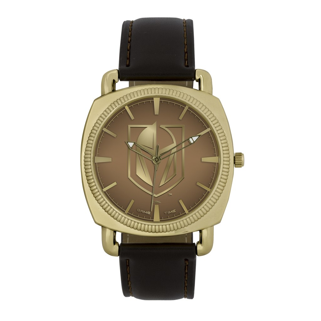 NHL Vegas Golden Knights Men's Classic Watch
