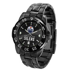 NHL Edmonton Oilers Men's Fantom Watch