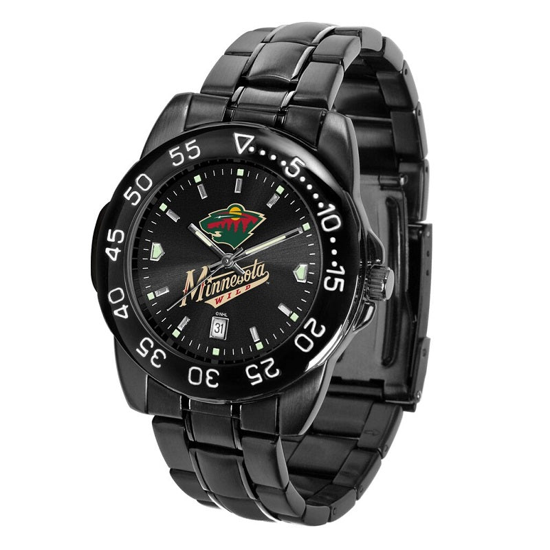NHL Minnesota Wild Men's Fantom Watch