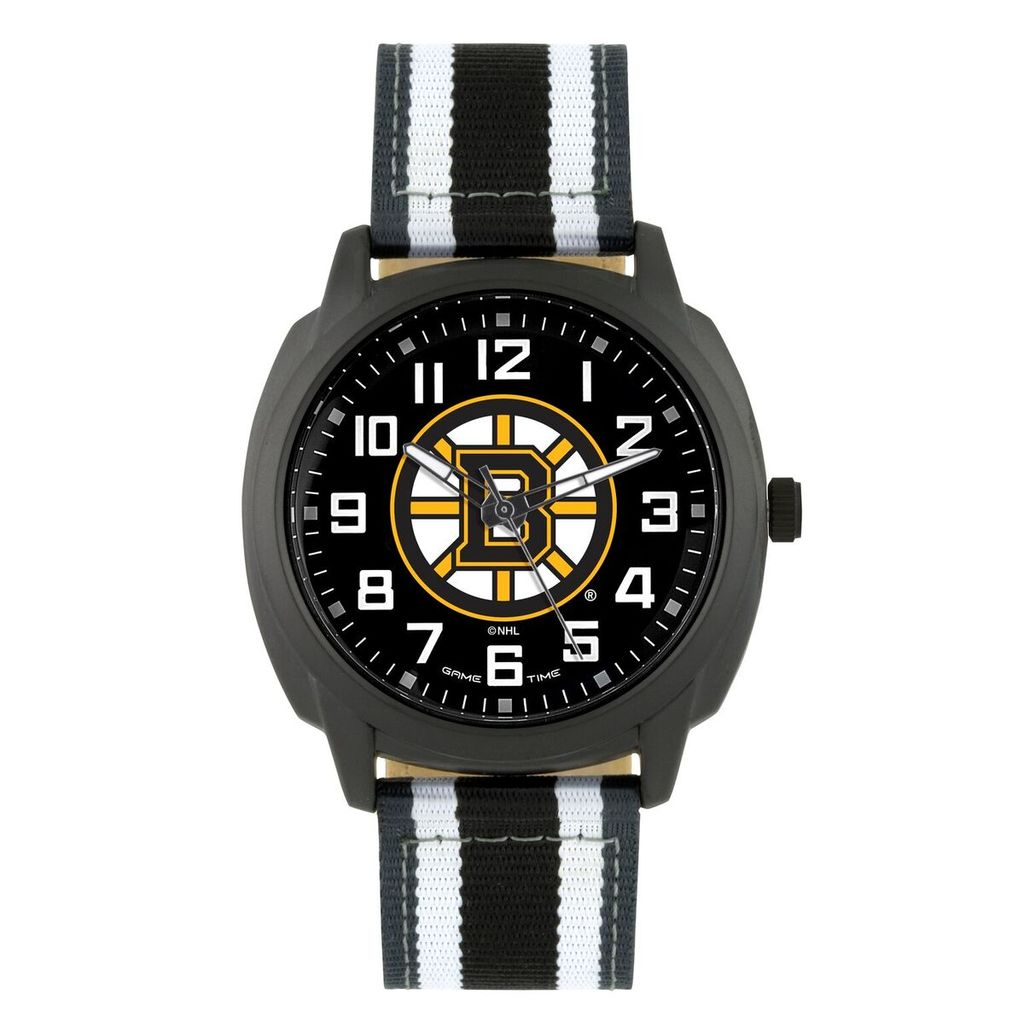 NHL Boston Bruins Men's Ice Watch
