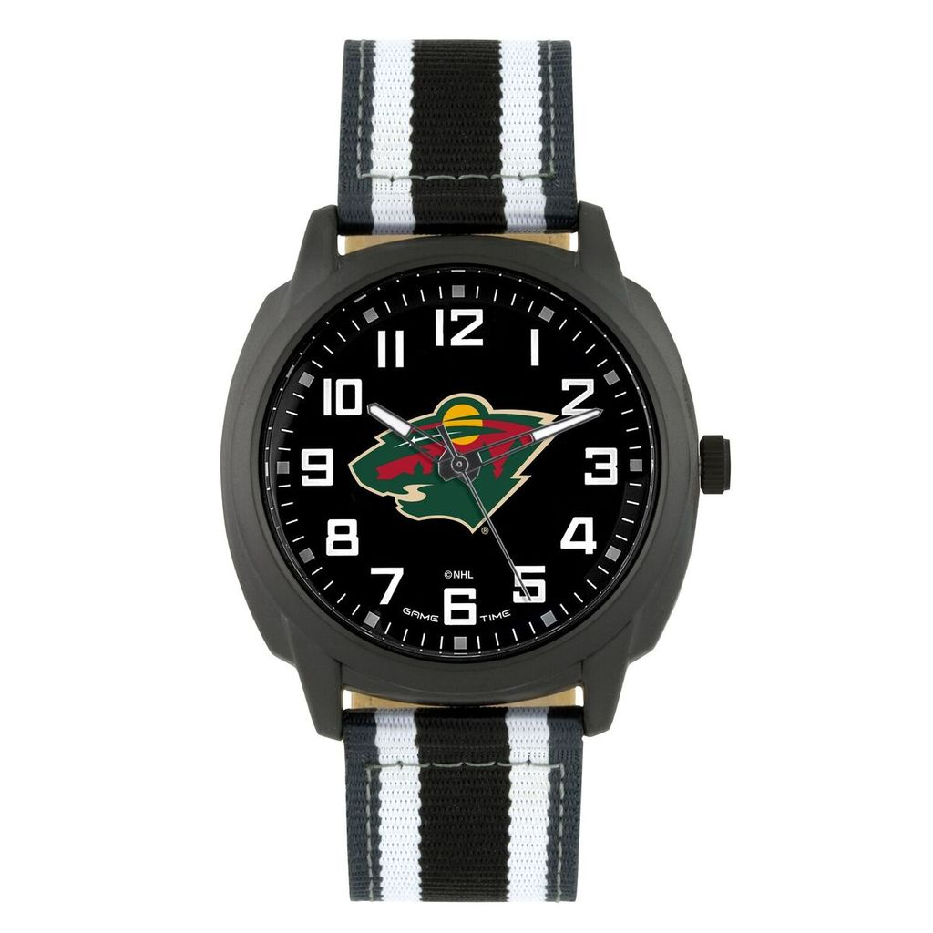 NHL Minnesota Wild Men's Ice Watch