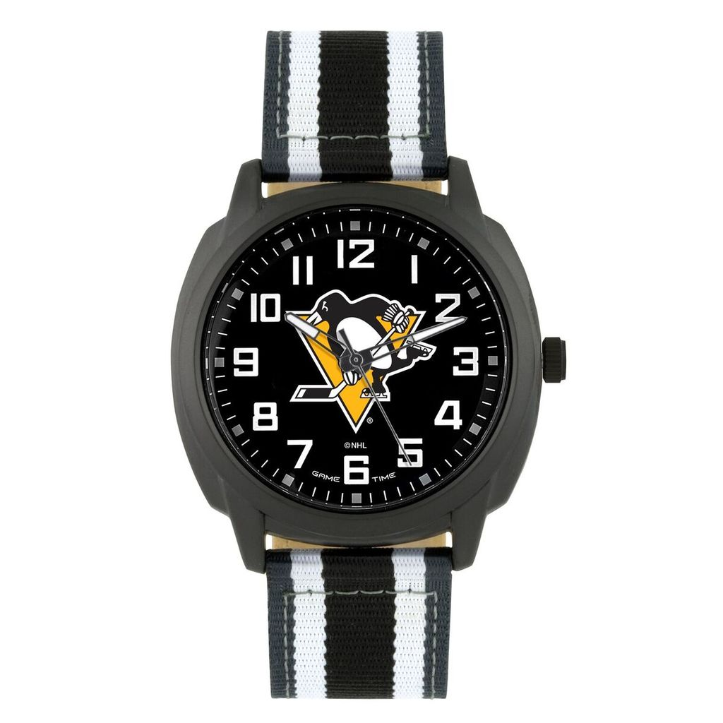 NHL Pittsburgh Penguins Men's Ice Watch