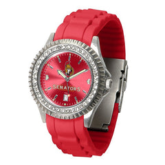 NHL Ottawa Senators Women's Sparkle Watch