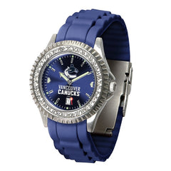 NHL Vancouver Canucks Women's Sparkle Watch