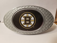 NEW!! NHL Boston Bruins Metal Diamond Plate Trailer Hitch Cover