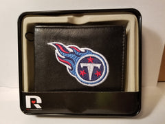 NFL Tennessee Titans Embroidered Billfold / Wallet