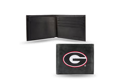 NCAA Georgia Bulldogs Embroidered Billfold / Wallet