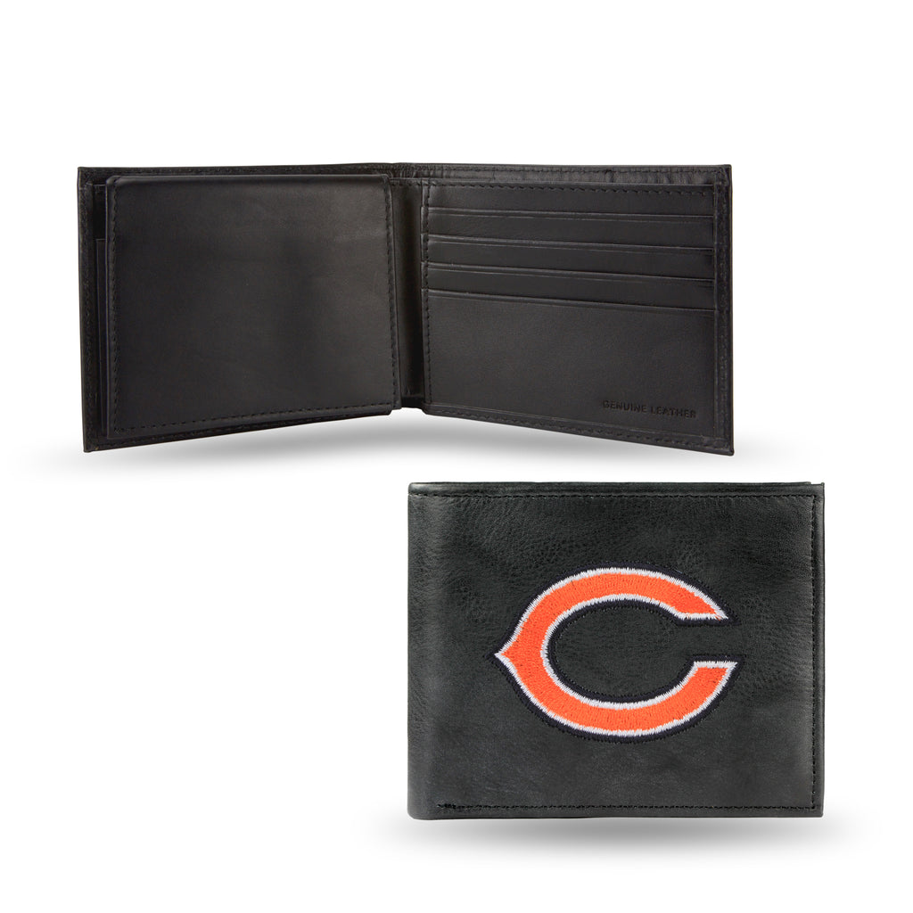 NFL Chicago Bears Embroidered Billfold / Wallet