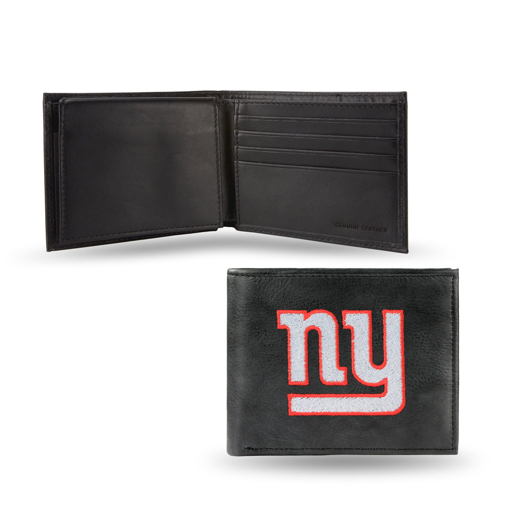 NFL New York Giants Embroidered Billfold / Wallet