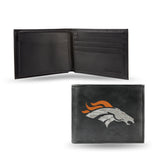 NFL Denver Broncos Embroidered Billfold / Wallet